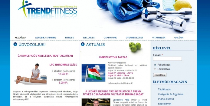 Trend Fitness Kft.
